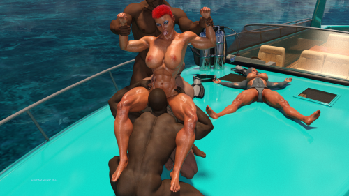 Gang Ravaged by Pirates 12V