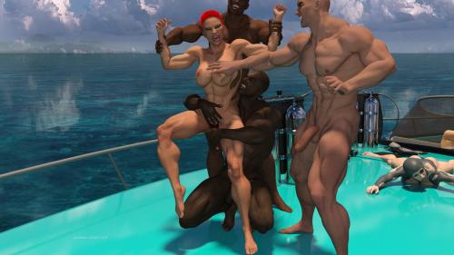Gang Ravaged by Pirates 12Y