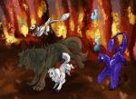 {Wisp Quest} Sage's Fire