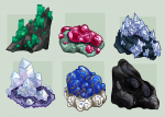 {Dragons of Aquella} Gems