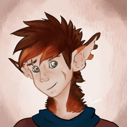 Aiden's portrait