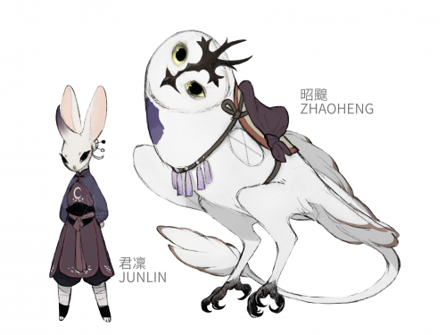 Junlin and Zhaoheng