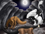 The bone pit