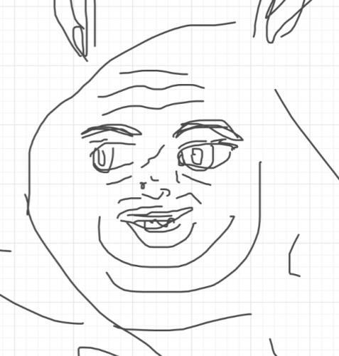 My art doesn't get much better