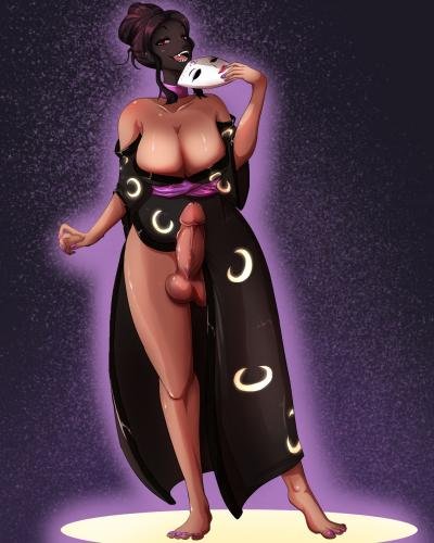 Lady Lustria Futa