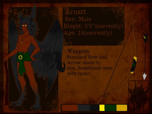 [Dracostryx Rider] - Arnatt