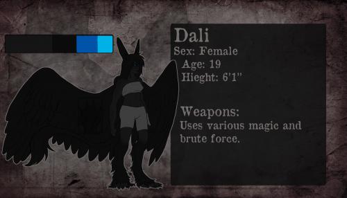 [Dracostryx Rider] - Dali