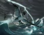 Through Storm's Eye