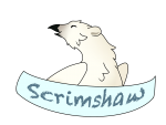 Pride 2020 gift - Scrimshaw