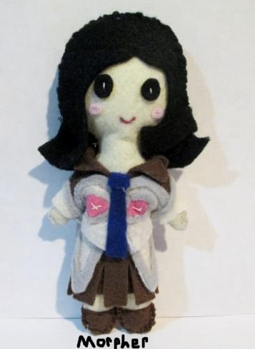 Maya Amano Plushie