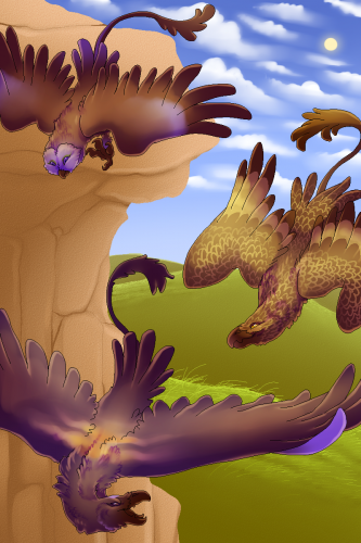 Dracostryx // Kassumi Daius