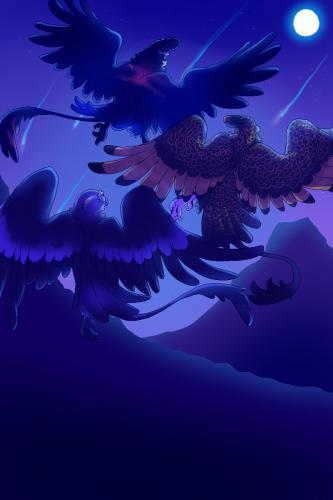 Dracostryx // Kassumi Nokt