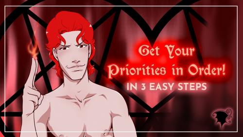 Get Your Priorities in Order in 3 Easy Steps