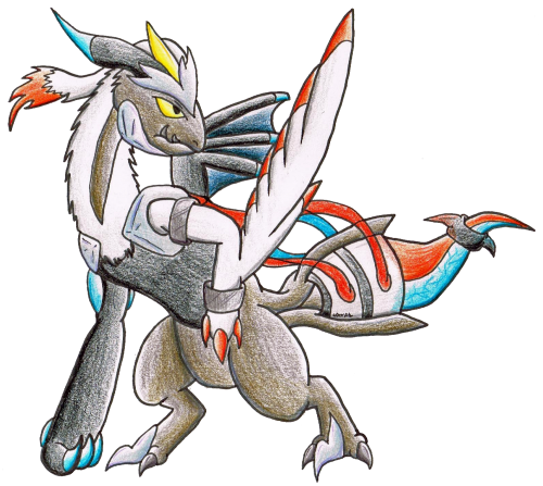 True Kyurem