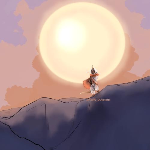 [No Texture] Desert Wanderer