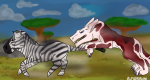 [WoR] Hunting Roll 1 (Zebra)