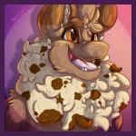 Dough Portrait