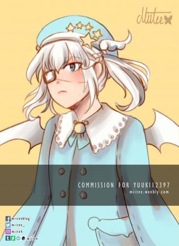 Commission - Yuuki12397