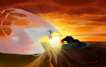 Deadly Sunset Serenade