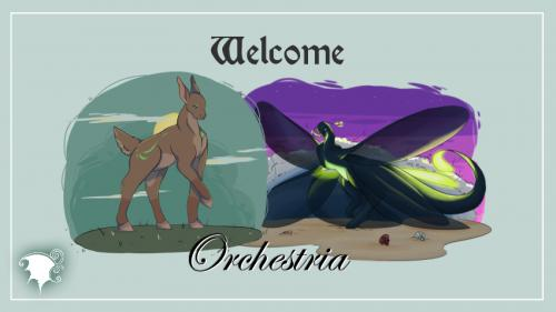 Welcome Orchestria Art Role Playing Game