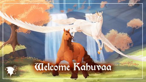 Welcome Kahuvaa Art Role Playing Game