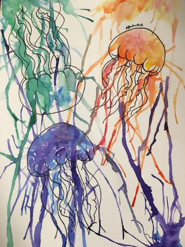 Jellyfish (Two)