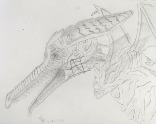 Ridley sketch