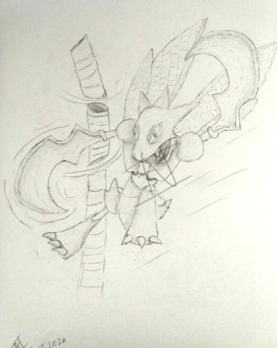 Scyther sketch