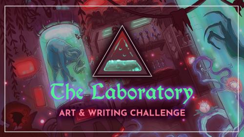 [Art RPG] Halloween Portal Challenge - The Laboratory