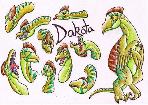 Dakota: AP Sheet