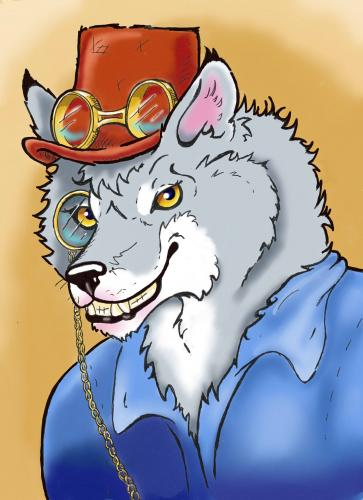 Winter Wolfbane character