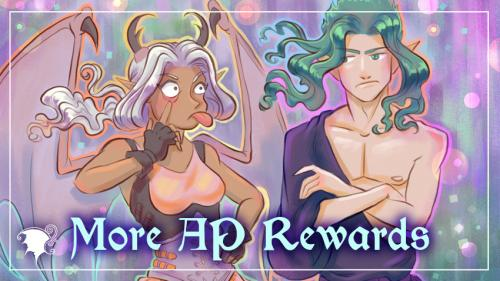 [ARPG Challenge] More AP Rewards