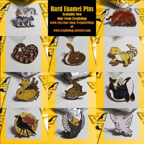 Critters Pins 1.0