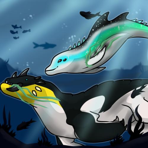 [DoA] gather the sea