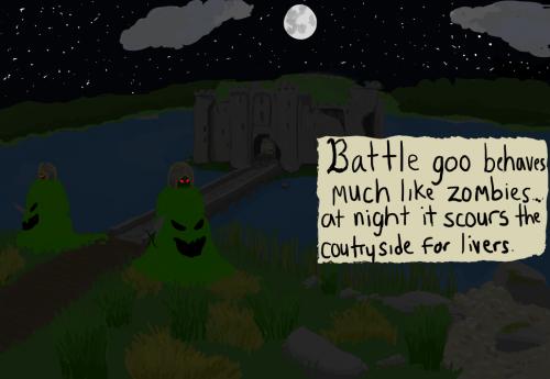 Were Battle Bushes: Page 4