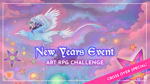 [Art RPG] New Years Crossover Challenge