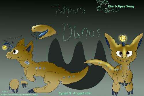Twirpers Dinos Ref