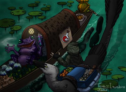 Swamp Market
