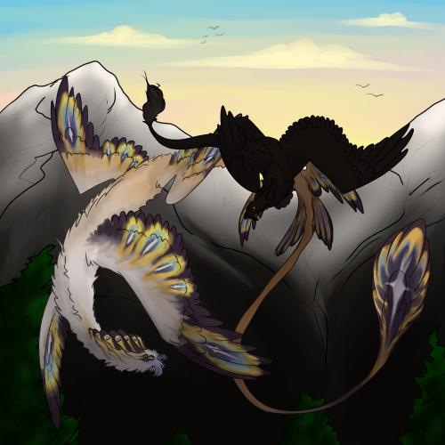 Raven and Aegis