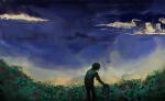 Rosen gießen