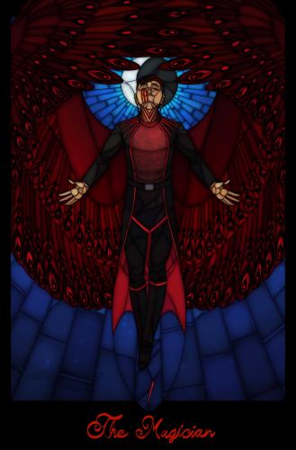 The Magician [speedpaint]