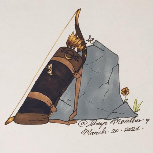 { Artemis's Talisman }