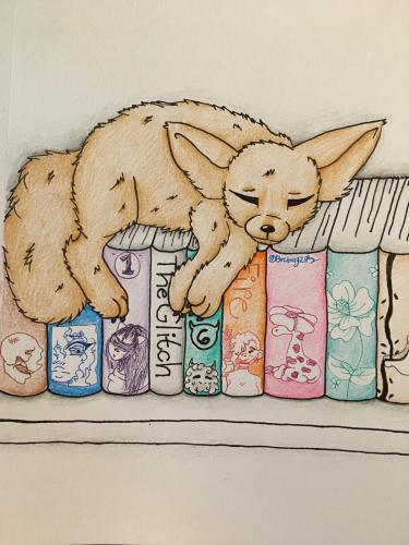 Guarding The Books