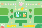 Pac-Man's Easter Adventure