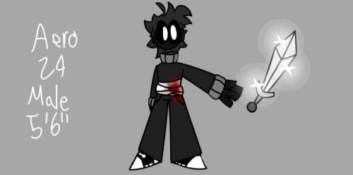 Aero (character ref!)