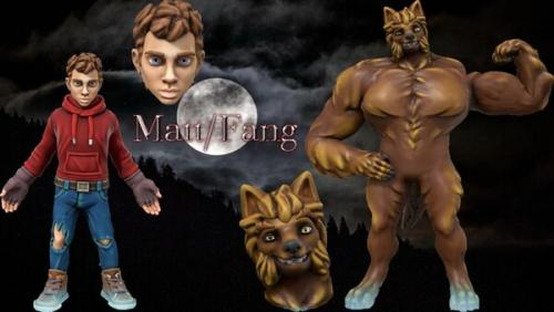 Matt Boston/Fang The Werewolf