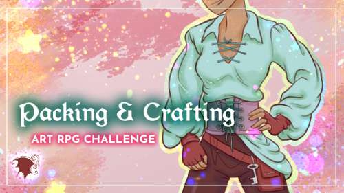 [Art RPG] Packing and Crafting