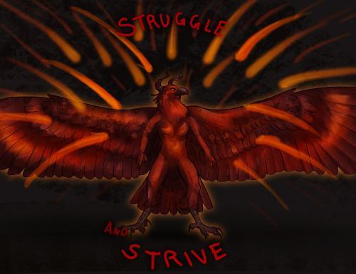 Struggle and Strive