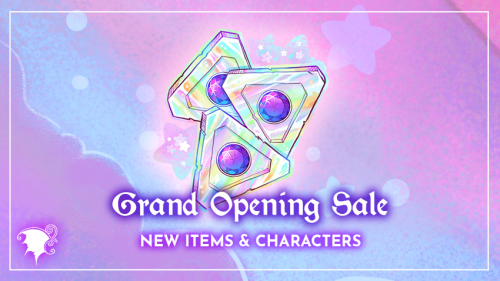 Grand Opening Sale - Oodles of new Items!