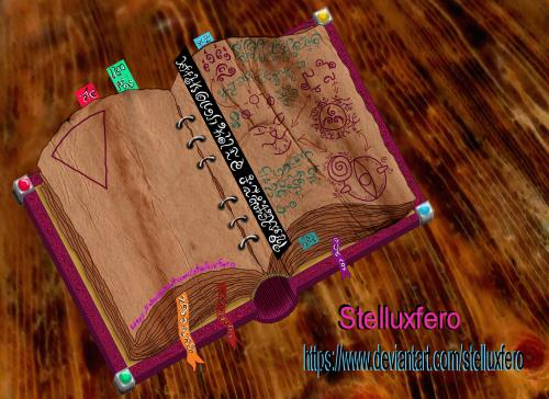 THE OLD SPELL BOOK